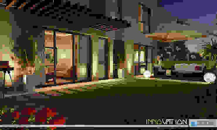 Garden Modern garden by INNOVATION DESIGN STUDIO Modern