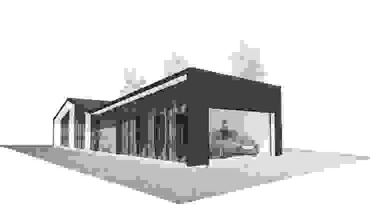 COCHERA HABITACION de talca 360 arquitectos