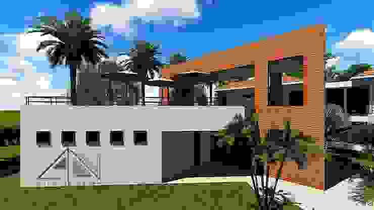 Casa Barcelona – Villavicencio de ARQUITECTOnico