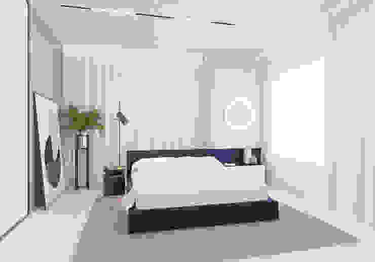 Bedroom by Yakusha Design,