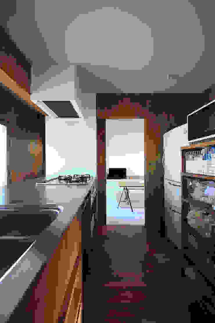の ざ き 設 計 Minimalist kitchen
