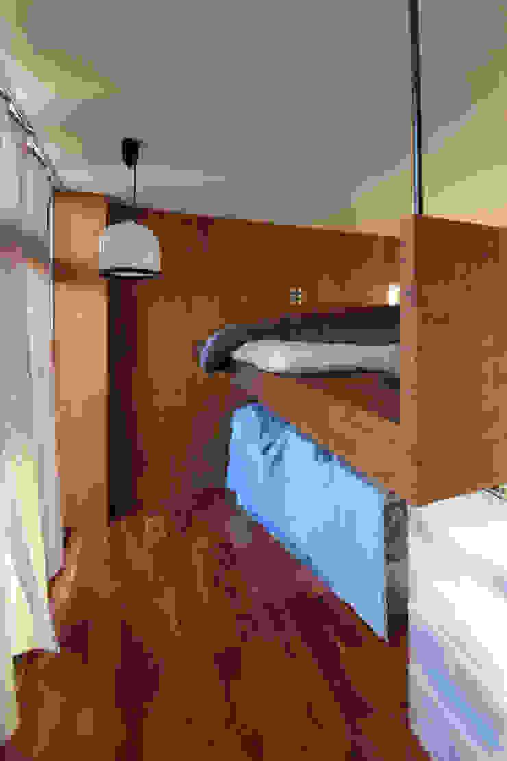 の ざ き 設 計 Minimalist bedroom