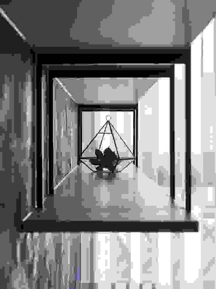 穿透空間 根據 思維空間設計 現代風