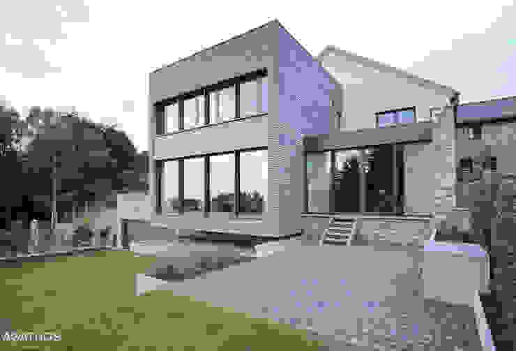 Sanierung und Umbau eines alten Hofgebäudes Architekturbüro Sutmann Moderne Häuser