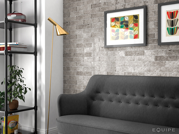 Phòng khách by Equipe Ceramicas