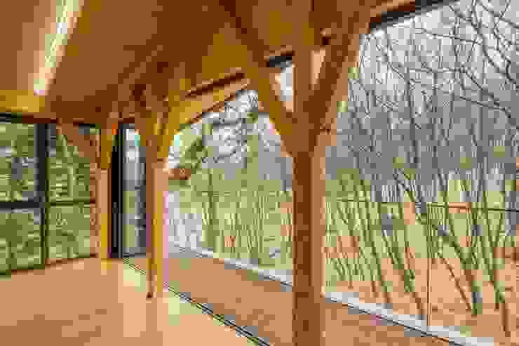 우장산근린공원 힐링숲체험센타 by ADMOBE Architect