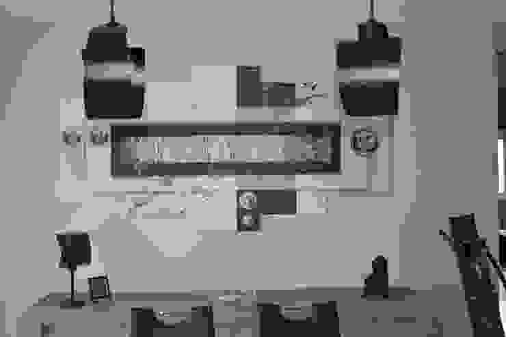 salle à manger Salle à manger moderne par KREA Koncept Moderne