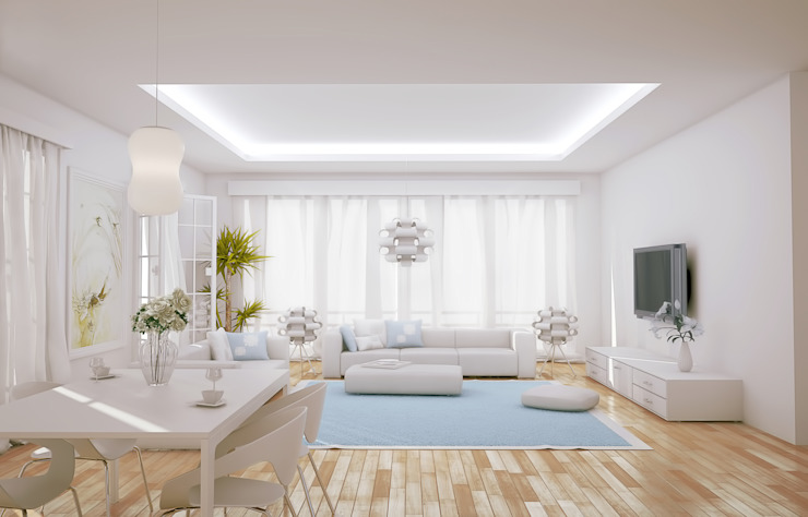 3D Interior rendering by ARS