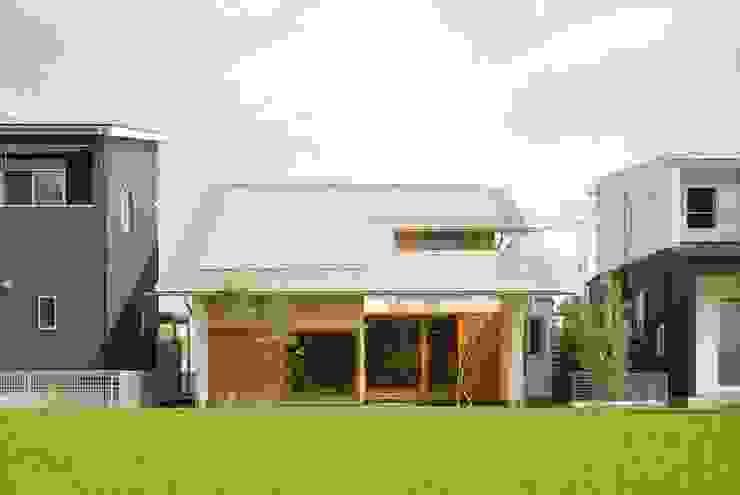 Rumah Gaya Eklektik Oleh 神谷建築スタジオ Eklektik
