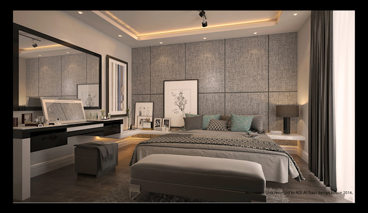 modern  by AL-TRASS CREATIONS DESIGN, Modern