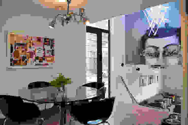 Eclectische eetkamers van santiago dussan architecture & Interior design Eclectisch