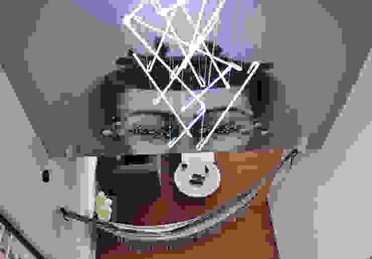 Phòng ngủ phong cách chiết trung bởi ESTUDIO DUSSAN Chiết trung