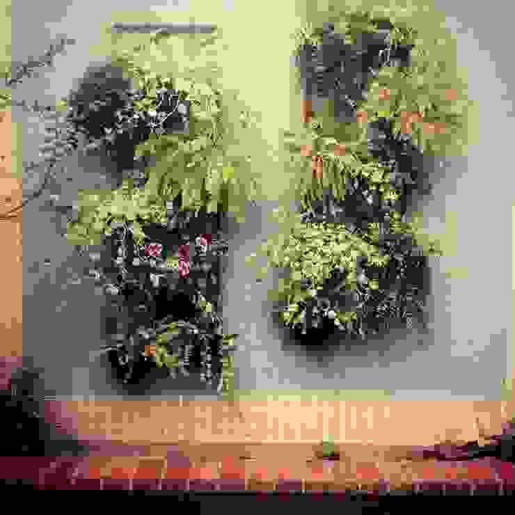 Garden by Vanessa Vosgrau Arquitetura, Rustic