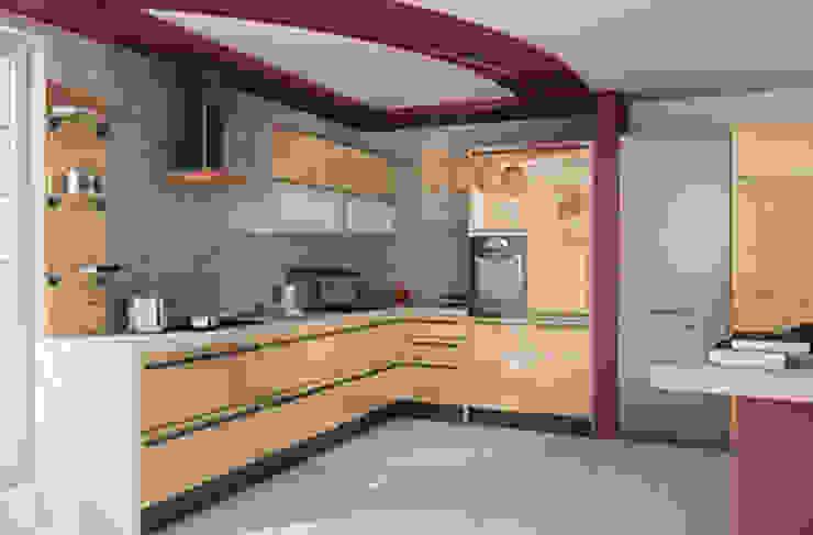 orça ltd.şti. – mutfak dolapları: modern tarz , Modern