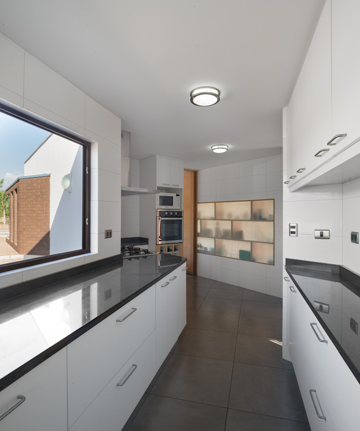 Casa Passalaqua Cocinas de estilo moderno de GITC Moderno