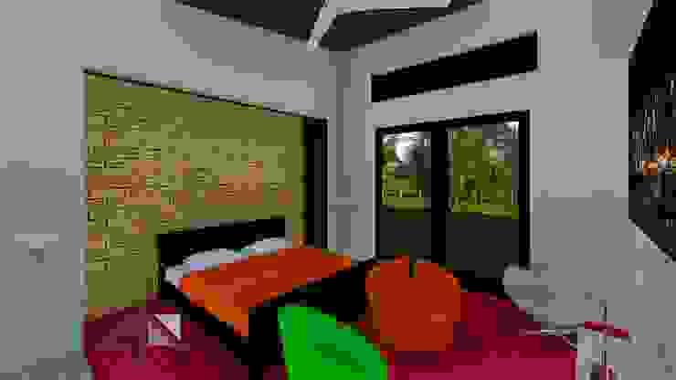 Casa Hotel Apiay de ARQUITECTOnico