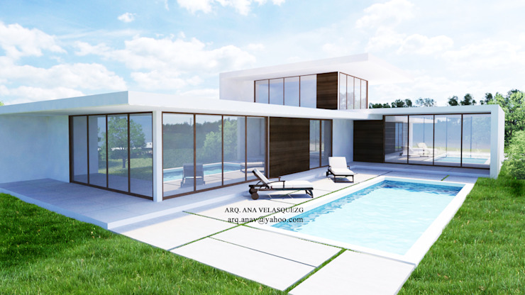 by ESCENA VIRTUAL 3D ARQUITECTURA Minimalist