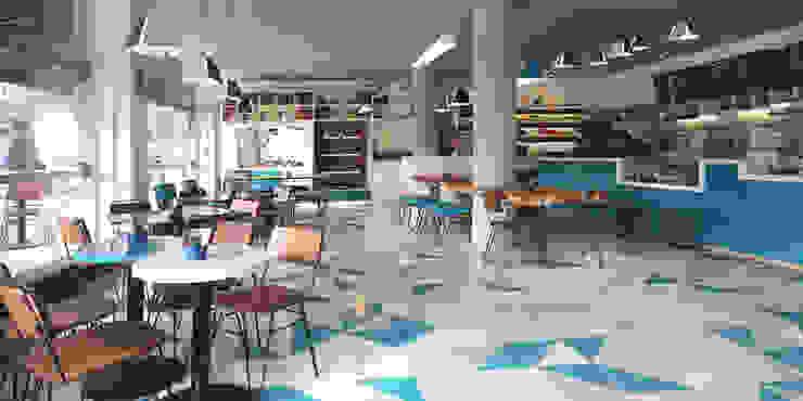 Peltre Comedores modernos de Ariel Rojo Design Studio Moderno