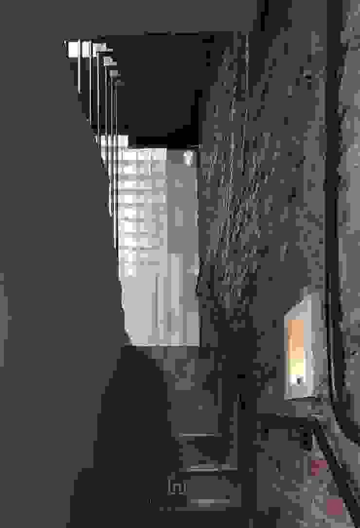 陌憩 根據 Ho.space design 和薪室內裝修設計有限公司 工業風