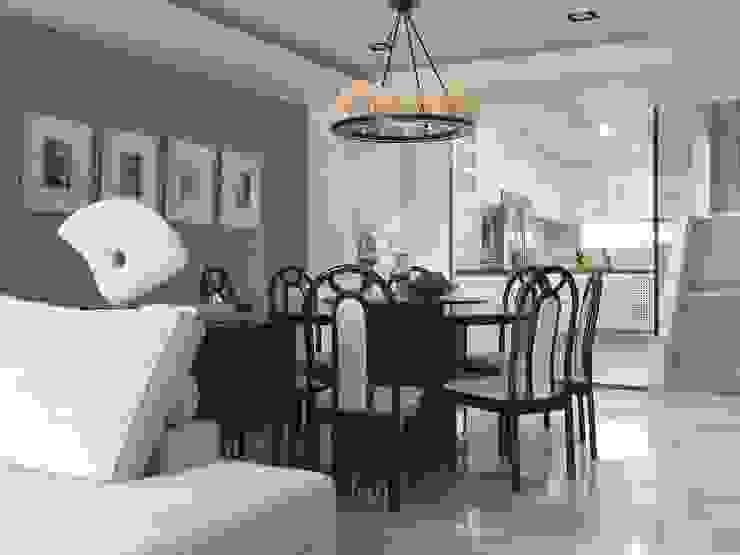 彰化T宅 根據 Ho.space design 和薪室內裝修設計有限公司 現代風