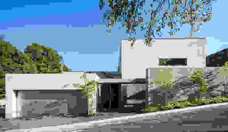 de Architet6建築事務所 Moderno Concreto
