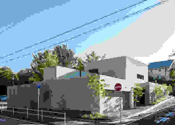 Casas modernas de Architet6建築事務所 Moderno Concreto
