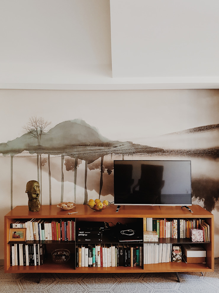 Modern living room by smellof.DESIGN Modern