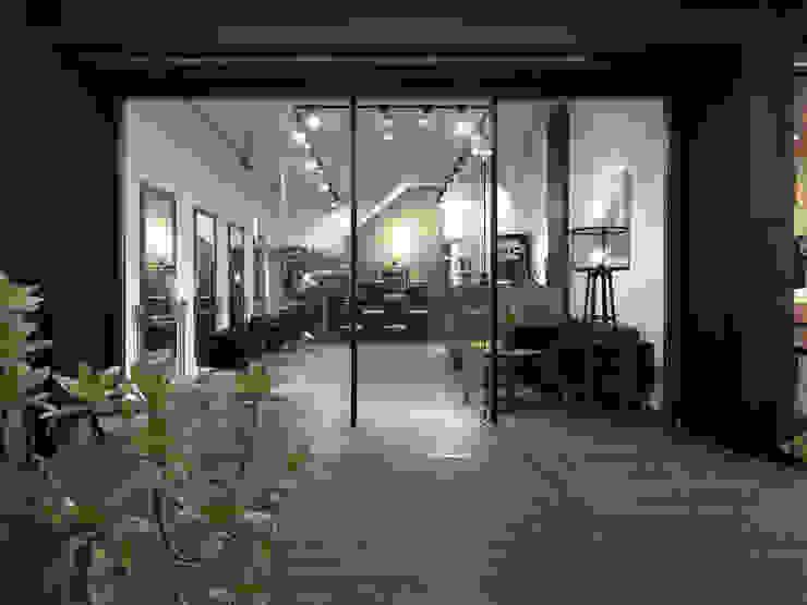 ROI髮廊 根據 Ho.space design 和薪室內裝修設計有限公司 工業風