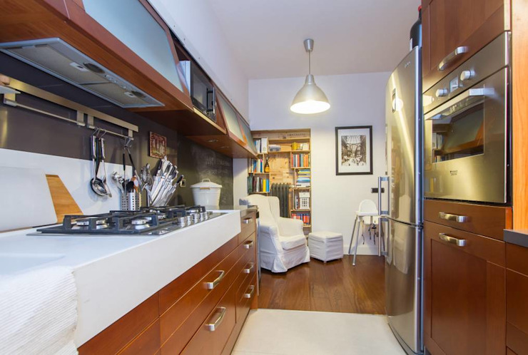 Cuisine moderne par Laura Galli Architetto Moderne