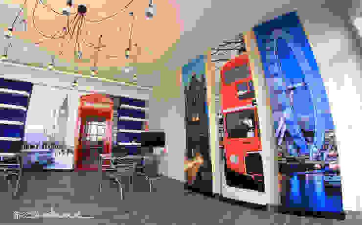 Agencia de viajes ZIVA travel CO. spazio interiores Estudios y despachos industriales