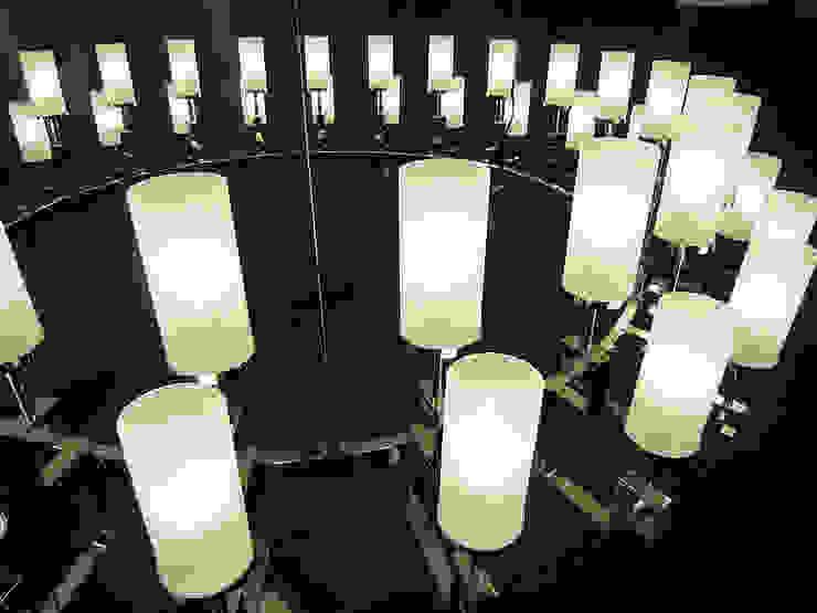 Pendant Lighting: 極簡主義  by ABOON custom lightings, 簡約風