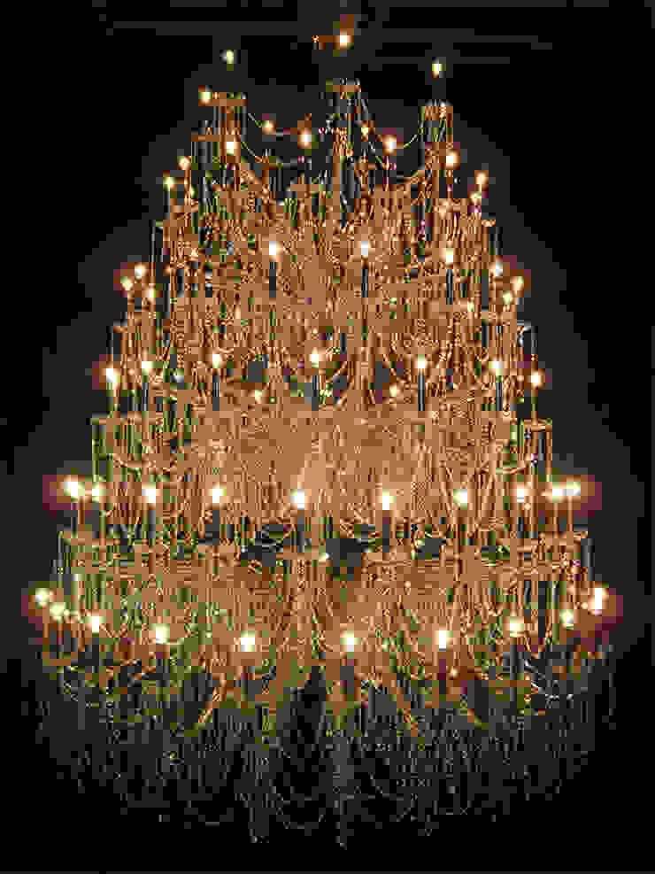 Crystal Chandelier: 經典  by ABOON custom lightings, 古典風
