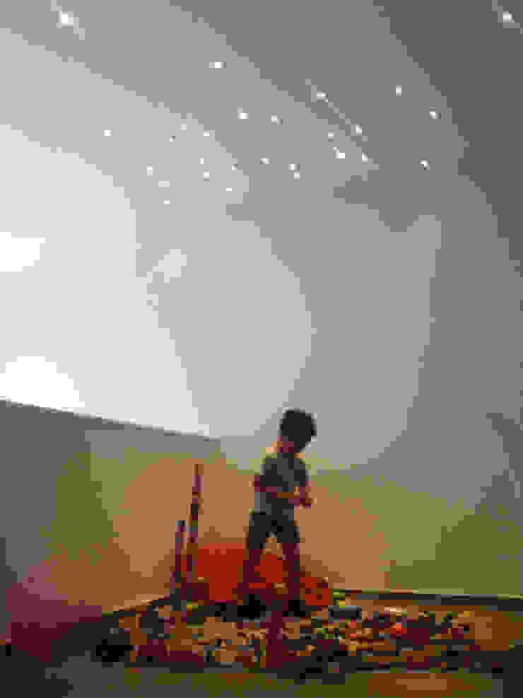 DUY HOUSE Phòng trẻ em phong cách hiện đại bởi NBD ARCHITECTS Hiện đại