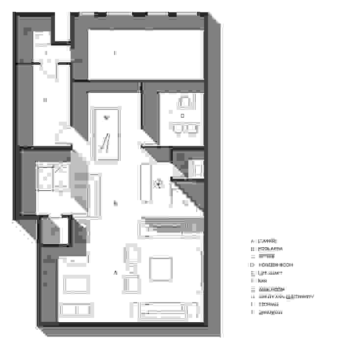 сучасний  by mold design studio, Сучасний
