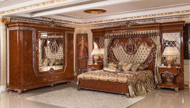 classic  by LUXURY FURNITURE, Classic Wood Wood effect