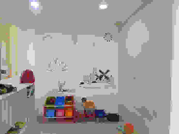 鄉景-李公館 根據 伊梵空間規劃設計 現代風