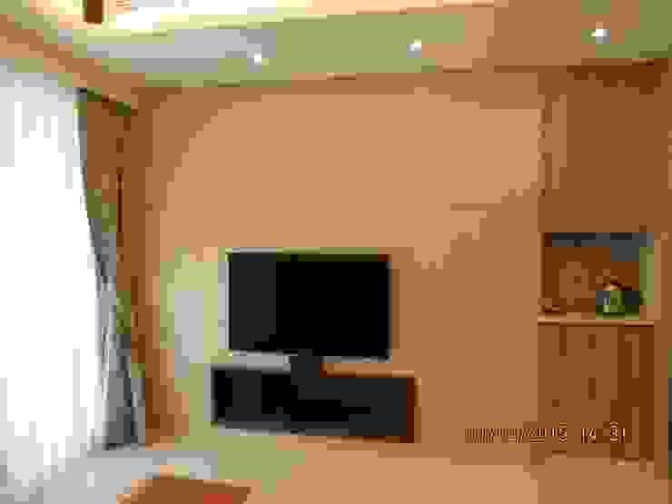 禾雅內-蔡公館 根據 伊梵空間規劃設計 現代風