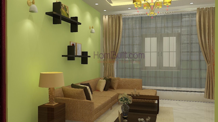 Residential Interior project by Hombuilt