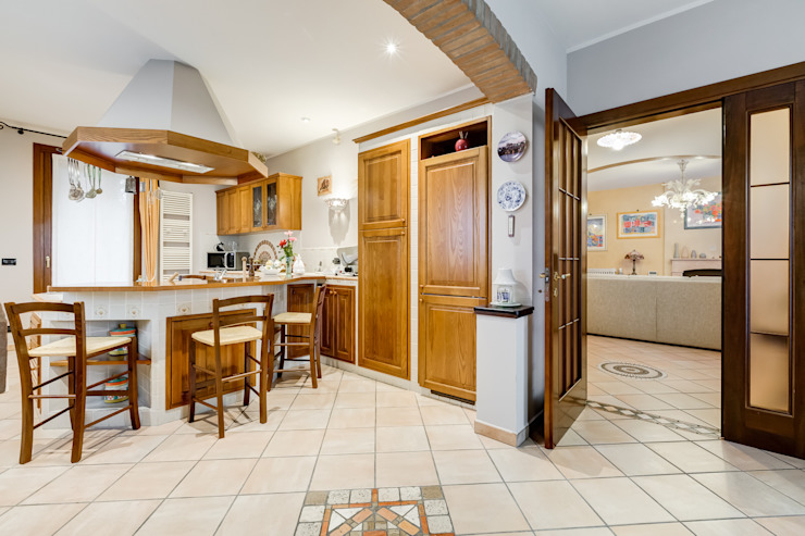 Dapur Klasik Oleh Luca Tranquilli - Fotografo Klasik