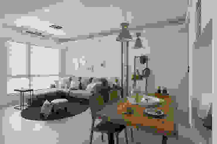 溫.沐光 根據 寓子設計 北歐風