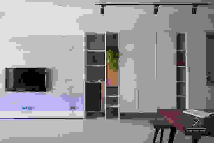 客廳 根據 極簡室內設計 Simple Design Studio 簡約風
