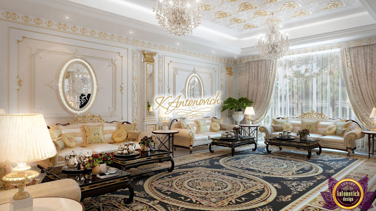 by Luxury Antonovich Design Класичний