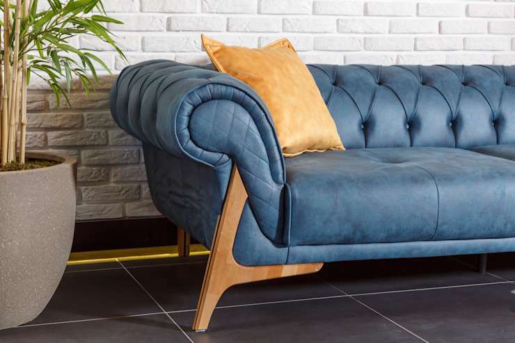 Anadolumobilya1957 Interior landscaping Wood Blue