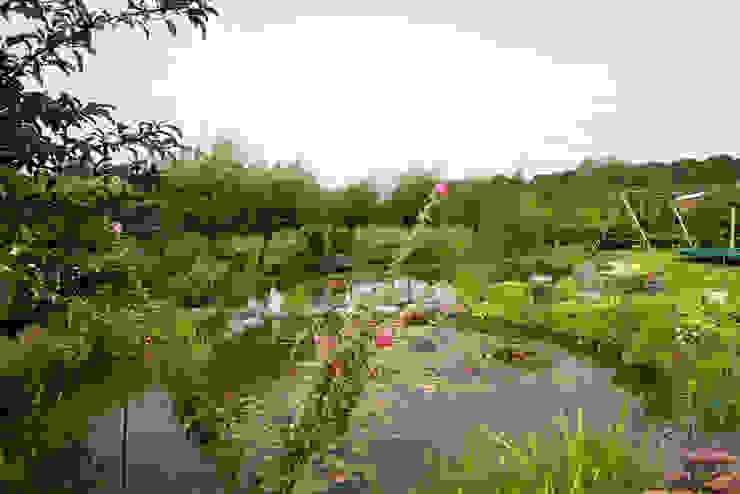 Vijvertuin van Dutch Quality Gardens, Mocking Hoveniers