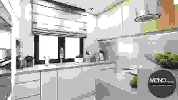MONOstudio Modern style kitchen