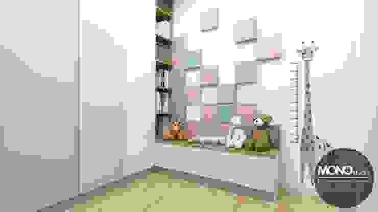 MONOstudio Nursery/kid's room