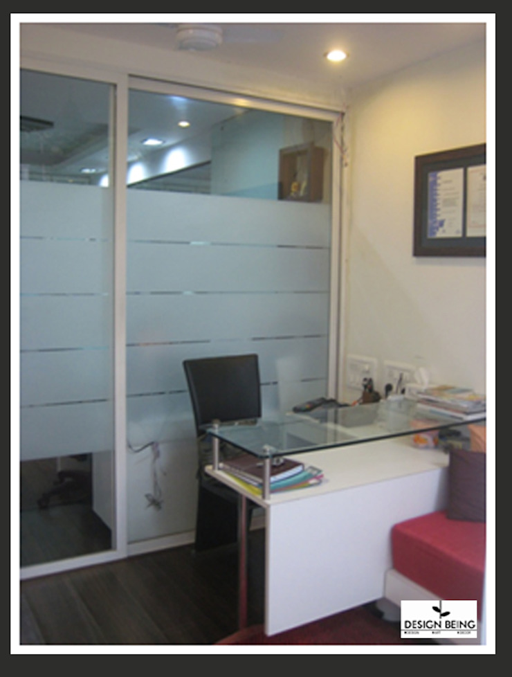 Dentist Clinic Modern clinics by Design Being Modern