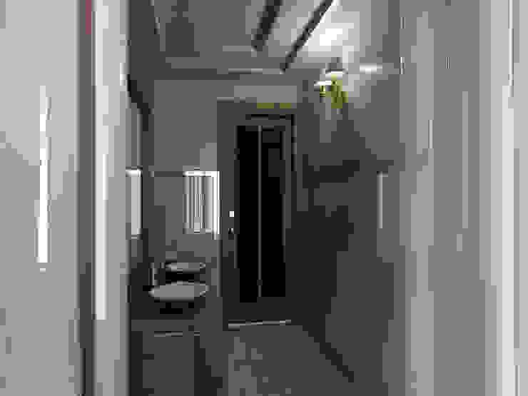 Guest Bathroom Wash Area Modern Bathroom by Ravenor's Design Solutions Modern
