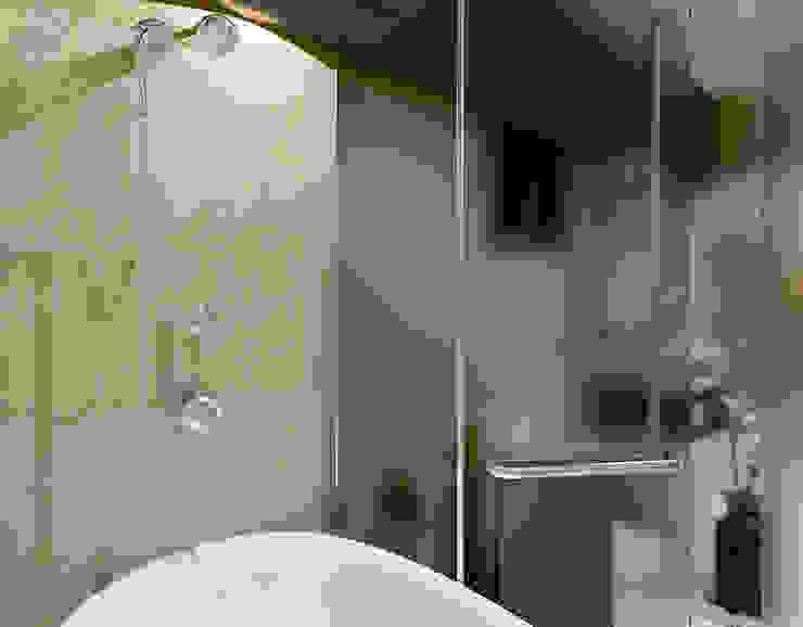 Master Bathroom Modern Bathroom by Ravenor's Design Solutions Modern