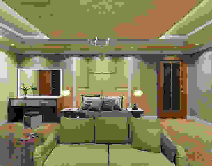 Master Bedroom Modern Bedroom by Ravenor's Design Solutions Modern